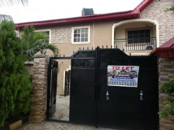 3 Bedroom Flat Only 2 in Compound, Atlantic View Estate, By New Road, Opposite Chevron, Igbo Efon, Lekki, Lagos, Flat for Rent