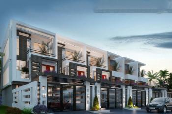 4 Bedroom Terrace Duplexes, Osborne, Ikoyi, Lagos, Terraced Duplex for Sale