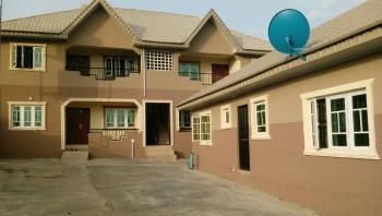 4 Flat of 2 Bedrooms Each, Tella Area, Akobo, Ibadan, Oyo, Block of Flats for Sale