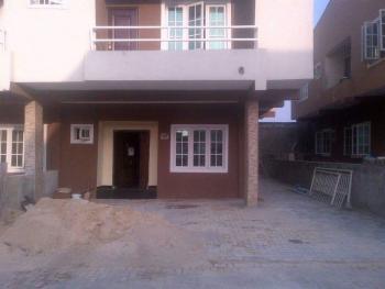 Newly Built 4 Bedroom Terrace Duplex, Lekki Gardens Phase 2, Abraham Adesanya Estate, Ajah, Lagos, Terraced Duplex for Sale
