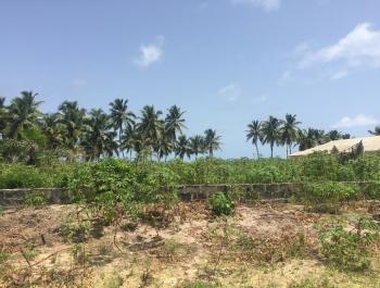 Land Measuring 4,434sqm, Solu Orunmija, Eleko Beach Front, Lekki-epe Expressway, Eleko, Ibeju Lekki, Lagos, Mixed-use Land for Sale