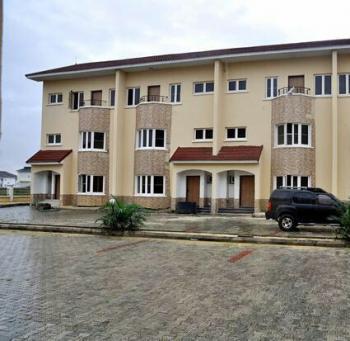 4 Bedroom Terrace + 1 Bq Carcass (corner Piece), Royal Gardens Estate, Ajah, Lagos, Semi-detached Duplex for Sale