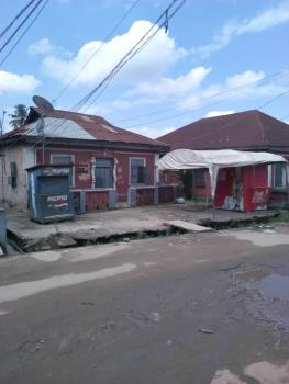 3 Plots of Land with Structure, Nathan Street, Ojuelegba, Surulere, Lagos, Mixed-use Land for Sale