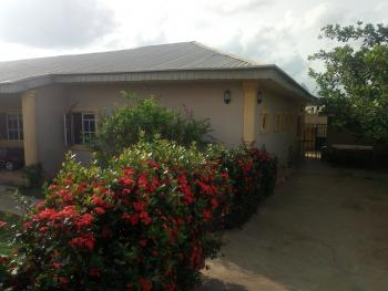 3 Bedroom Semi-detached Flat in a Secure Location with  4 Toilets and a Maids Quarter., Afro Stuff Housing Estate, Akure, Ondo, Semi-detached Bungalow for Sale
