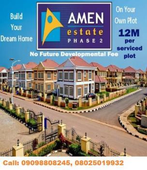 Land at Amen Estate Phase 2, Title: C of O, Eleko, Ibeju Lekki, Lagos, Mixed-use Land for Sale