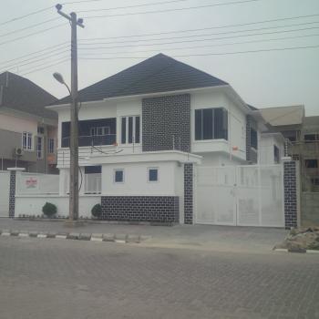 Newly Built Duplex with Bq, Ikota Villa Estate, Lekki, Lagos, Detached Duplex for Rent