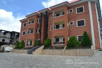 Luxury N Tastefully Serviced 6 Units of 3 Bedroom Flats, with Bq, Preferably Corporate Tenant, Utako, Abuja, Flat for Rent