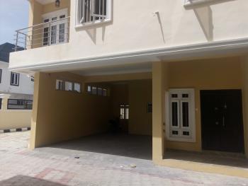 Strategically Built  4 Bedroom Terrace Duplex, with B/q, Osapa G.r.a, Osapa, Lekki, Lagos, Terraced Duplex for Sale
