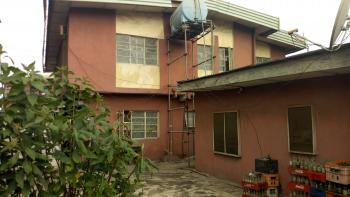 a Developable 6-bedroom Detached House with 2 Sittings, 2-rooms  Bungalow Bq, Sanya Street, Aguda, Surulere, Lagos, Detached Duplex for Sale