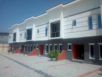 3b Bedroom Terrace Duplex+b Q Located in Orchid Road By Chevron Roundabout Lekki, Orchid Rd, Lekki, Lagos, Terraced Duplex for Sale