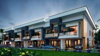 Four(4) Bedroom Terrace Duplex (off Plan), Off Orchid Hotel Road, By Chevron Toll Gate, Lafiaji, Lekki, Lagos, Terraced Duplex for Sale
