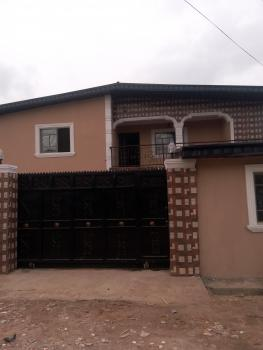 Newly Renovated 3 Bedroom Flat, Upstairs, Sawmill, Ifako, Gbagada, Lagos, Flat for Rent