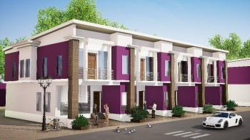 Luxury 4 Bedroom Terraced Duplex with Bq, Lekki, Lagos, Terraced Duplex for Sale
