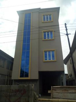Newly Completed Open Plan Office Space Measuring 85sqm per Floor on Muritala Muhammad Way Yaba, Muritala Muhammad Way By Adekunle, Yaba, Adekunle, Yaba, Lagos, Office Space for Rent
