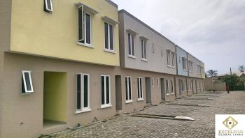 Newly Built 3 Bedroom Town House with 1 Room Bq, Marshy Hill Estate Off Addo Road, Ajah, Lekki Phase 2, Lekki, Lagos, Terraced Duplex for Sale