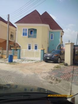 Fully Detached Duplex, Crown Estate, Ajah, Lagos, Detached Duplex for Sale