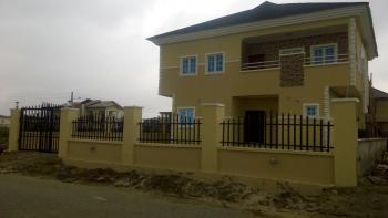 4 Bedroom Fully Detached Duplex with a Room Bq, Pearl Garden, Monastery Road, Sangotedo, Ajah, Lagos, Detached Duplex for Sale