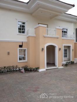 Luxury N Lavishly Finished 6 Bedroom Semi Detached Duplex with a Bq, Wuse 2, Abuja, Semi-detached Duplex for Rent