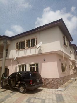 Lovely 3 Bedroom Flat, Opposite Safe Way Hosipital, Sangotedo, Ajah, Lagos, Flat for Rent