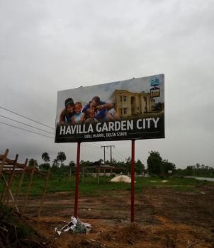 Havilla Garden City, Udu, Delta, Mixed-use Land for Sale