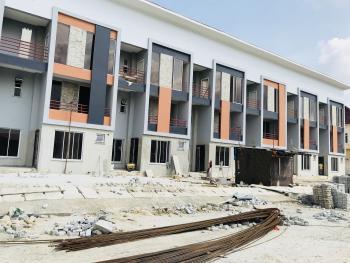 Luxury Four Bedroom Terrace with a Room Bq, Lekki Phase 1, Lekki, Lagos, Terraced Duplex for Sale