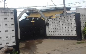 a Well-built 2 Bedroom Duplex, Palmgrove, Ilupeju, Lagos, Detached Duplex for Sale