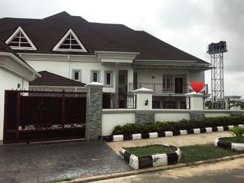 Luxury 5 Bedroom Fully Detached Duplex + 2 Rooms Bq, Guzape District, Abuja, Detached Duplex for Sale