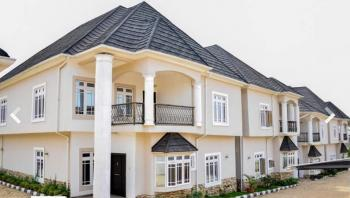 Newly Built 4 Units  of 4bedroom Fully Detached Duplex  +bq, Asokoro District, Abuja, Detached Duplex for Sale