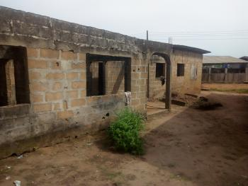 Decent 3 Bedroom Flat with a Mini Flat Uncompleted on Half Plot of Land in a Very Decent Area, Ayobo, Ipaja, Lagos, Flat for Sale