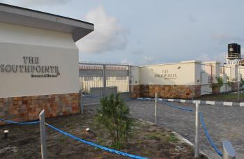 4 Bedroom Terraced Bungalow, Southpointe Estate, Lafiaji, Lekki, Lagos, Terraced Bungalow for Sale