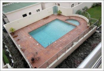 Three Bedroom Flats, Off Borno Road, Banana Island, Ikoyi, Lagos, Flat Short Let