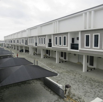 Terrace Duplexes Near Chevrom for 37mwith 12months  Installment Plan., Orchid Hotel Road, Off Chevron Toll Gate, Chevy View Estate, Lekki, Lagos, House for Sale
