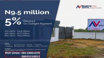 North- Ville Estate, Gbogije Part, Lekki, Lagos, Residential Land for Sale