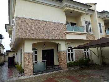 Luxury 5 Bedroom Semi Detached Duplex with 3bqs, Lekki Phase 1, Lekki, Lagos, Semi-detached Duplex for Rent