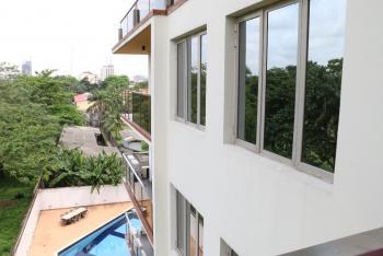 Luxury Two Bedroom Apartment, Okoti Eboh, Falomo, Ikoyi, Lagos, Flat Short Let