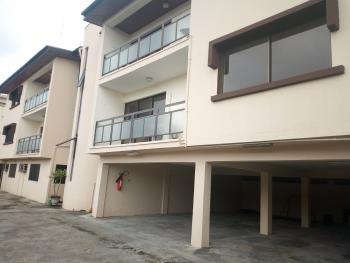 Service 3 Bedroom with a Room Bq, Off Ajose Adeogun Street, Victoria Island (vi), Lagos, Flat for Rent