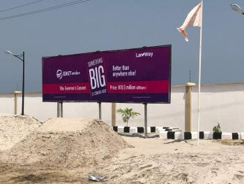 East Amber Estate, Abijo G. R. a, 2 Minutes Drive From Lekki Epe Express Road, Abijo, Lekki, Lagos, Residential Land for Sale