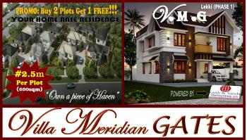 Villa- Meridian Gates ( V. M. G ) The Wisest Smart Secure Investment in Lekki Starts Here!, Located in Magbon Alade Via Kayetoro Street, 3 Minutes Drive From The Lekki Epe Major Express Road, Lekki, Lagos, Residential Land for Sale