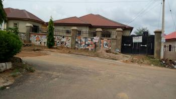 Ready to Move in 3 Bedroom Bungalow, Trademore Estate, V.o.n Road, Airport Road, Lugbe District, Abuja, Detached Bungalow for Sale