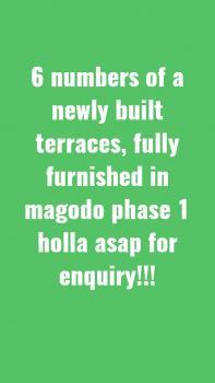 5 Bedroom, Gra, Magodo, Lagos, Flat for Sale