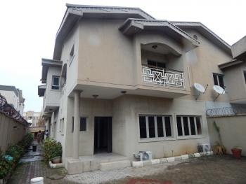 Semi Detached 5 Bedroom Flat with 1 Room Bq, Lekki Phase 1, Lekki, Lagos, Flat for Rent