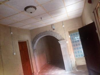 Lovely Newly Built 2 Bedroom Flat All Tiles Floor Fenced Gate Water, Aiyetoro, Ipaja, Lagos, Flat for Rent