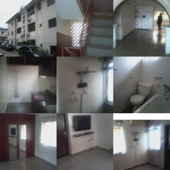 Tastefully Finished and Well Furnished 3 Bedroom Flat; All Rooms En Suite, Off Aminu Kano Crescent, Wuse 2, Abuja, Terraced Bungalow for Rent