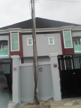 Newly Built All Rooms En Suite 4  Bedrooms Duplex, Golden Pearl Estate By New Shoprite, Godswil Emeka Road, Crown Estate, Ajah, Lagos, Flat for Rent