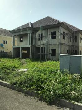 Well Structured 5 Bedrooms  80% Completed  Duplex on 800sqms Land, Close to Lekki Phase 1, Lekki Phase 1, Lekki, Lagos, Detached Duplex for Sale