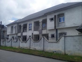 Brand New and Luxuriously Finished 4 Bedroom Semi Detached Duplex at Ewet Housing Estate, Uyo., Ewet Housing Estate, Uyo, Akwa Ibom, Semi-detached Duplex for Rent