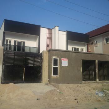 New and Exquisitely Finished Duplex, Osapa, Lekki, Lagos, Semi-detached Duplex for Sale