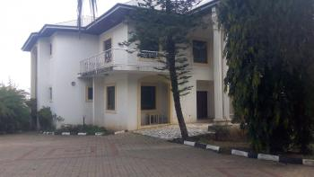Luxury Finished 5 Bedroom Ambassadorial Duplex with 2 Bedroom Chalet and a Bq, Garden Area, Maitama District, Abuja, House for Rent