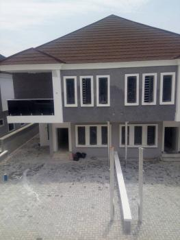 4 Bedroom Semi Detached House in a Beautiful Mini Estate, Orchid Hotel Road, By 2nd Toll Gate, Lafiaji, Lekki, Lagos, Detached Duplex for Sale