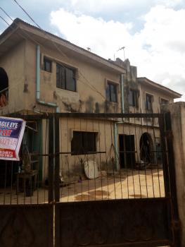 Renovated and Standard 2 Bedroom Flat, Just Behind First Bank, Ayobo, Lagos, Flat for Rent